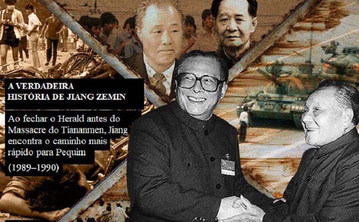 Tudo pelo poder: a verdadeira história de Jiang Zemin – Capítulo 5