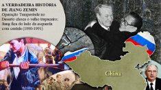 Tudo pelo poder: a verdadeira história de Jiang Zemin - Capítulo 6