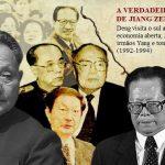 Tudo pelo poder: a verdadeira história de Jiang Zemin – Capítulo 7