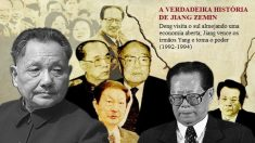 Tudo pelo poder: a verdadeira história de Jiang Zemin - Capítulo 7