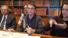 Bolsonaro cita proposta para criar voto impresso e fala em 'buscar sistema confiável' para 2022
