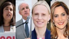 Quarteto 'Força da Liberdade' do Partido Republicano promete lutar contra o socialismo e combater o 'Esquadrão' na Câmara