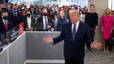 Trump vence na Flórida, afirma a mesa de decisão