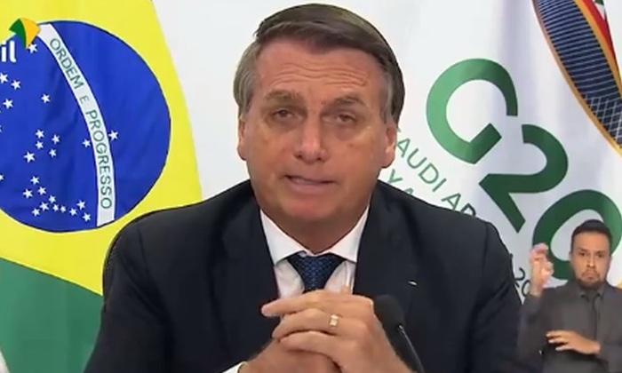 Bolsonaro: 'Um povo vulnerável pode ser mais facilmente controlado'