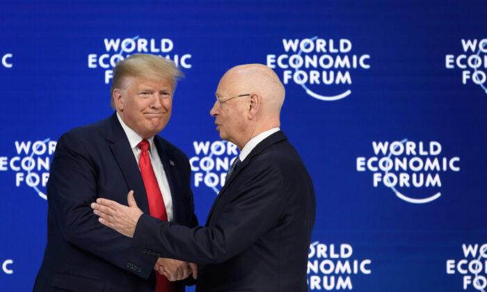 """O que o """"Grande Reinício"""" significa para a economia dos EUA?"""