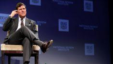 Eleição foi fraudada para Biden, afirma Tucker Carlson