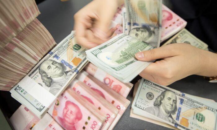 Yuan chinês flutua conforme votos eleitorais dos EUA são contados