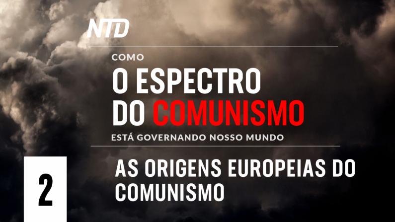 Como o Espectro do Comunismo está Governando Nosso Mundo