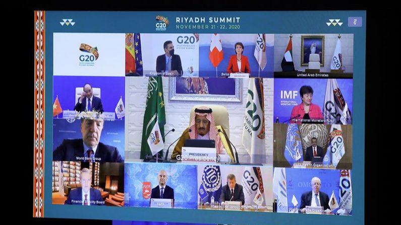 G20 inicia cúpula com foco na recuperação econômica