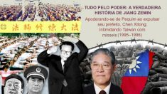 Tudo pelo poder: a verdadeira história de Jiang Zemin - Capítulo 8