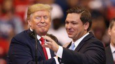 Governador da Flórida prevê vitória de Trump e diz que resultado deve ser conhecido na noite da eleição