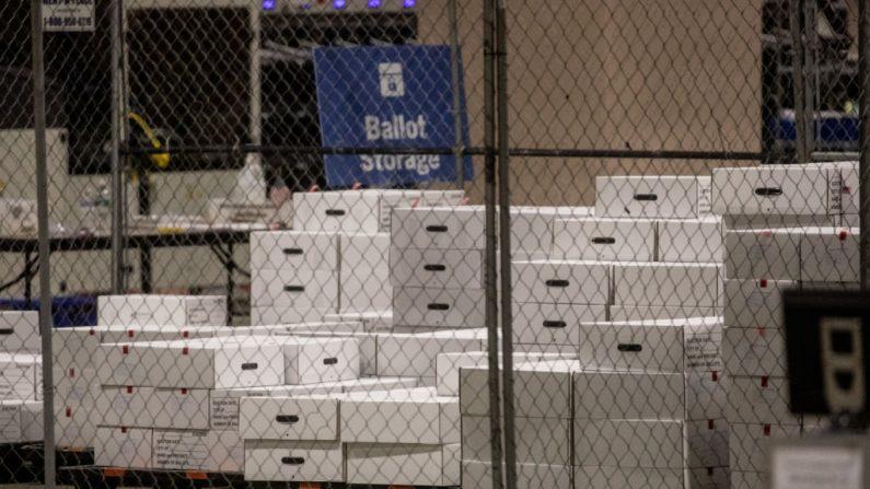 Cédulas foram contadas após dia 03, conforme denúncia de funcionário dos correios