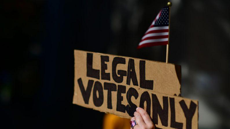 Project Amistad encontra 150 mil votos com possibilidade de fraude no Wisconsin