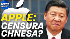 Apple: censura chinesa?