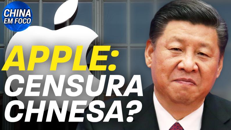 Apple: censura chinesa?