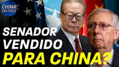 Senador vendido para China?