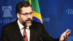 'Sempre é bom reler a Declaração Universal dos Direitos Humanos', diz chanceler ao defender a liberdade de expressão