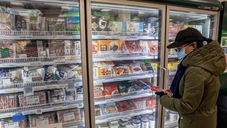 China encontra restos de coronavírus em embalagens de congeladas do Brasil e Uruguai