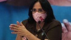 Damares se manifesta sobre prisão de Oswaldo Eustáquio