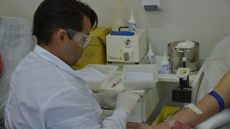 Covid-19: estoques de sangue caem 19%, Inca convoca doadores