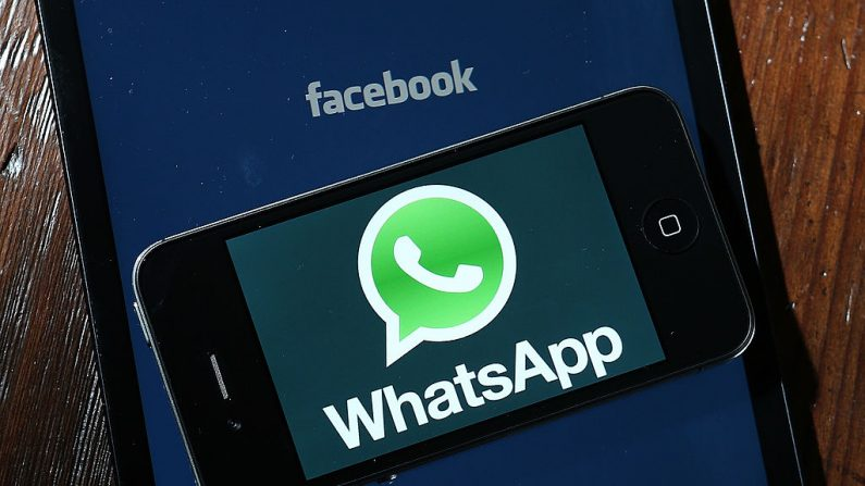Reação irada dos usuários devido ao WhatsApp compartilhar dados com Facebook