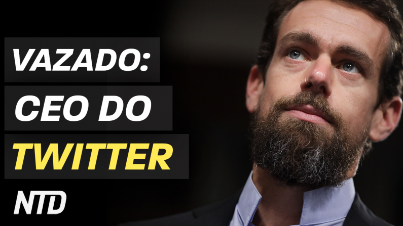 Vazado: CEO do Twitter