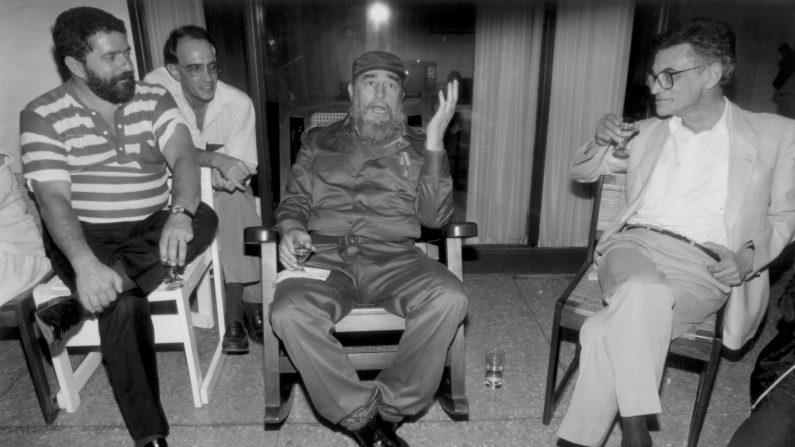 Lula em Cuba: a omissão das mídias