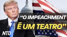 """""""O impeachment é um teatro"""""""