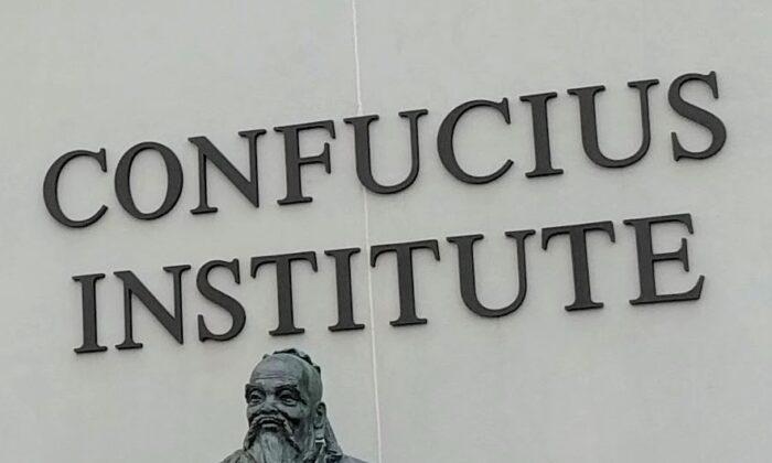 Vice-reitor de universidade diz 'nunca mais' ao Instituto Confúcio