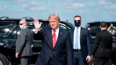 Trump está 'pronto para seguir em frente' e 'animado para 2022', afirma senador Graham