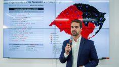 Eduardo Leite anuncia no PSDB que será candidato nas prévias presidenciais