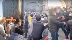 Milhares protestam contra lockdown de longa duração no atual foco do vírus na China