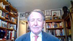 Legitimidade do comércio com países genocidas é a batalha do tempo atual, diz Lord Alton
