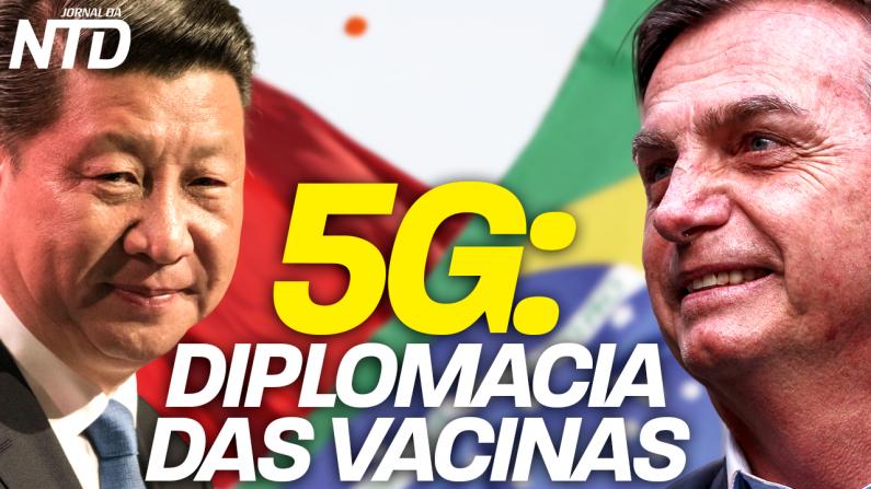 5G: Diplomacia das vacinas