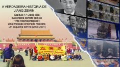 Tudo pelo poder: a verdadeira história de Jiang Zemin - Capítulo 17