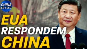 EUA respondem China