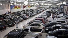 Pela primeira vez no ano, mercado automotivo fecha um mês todo no azul