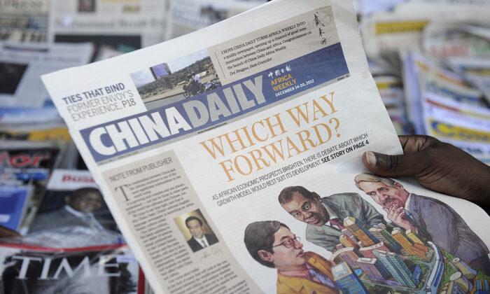 'Nenhum país está imune' relatório revela ferramentas de Pequim para exportar narrativa autoritária