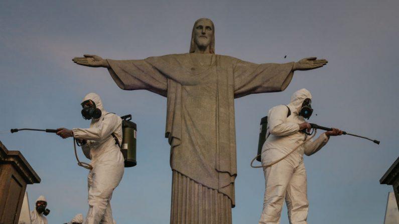 Fiocruz confirma caso da variante brasileira do coronavírus no Rio