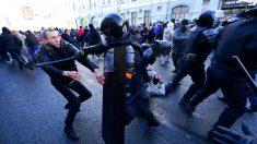 Rússia prende mais 5 mil pessoas em protestos pró-Navalny, opositor de Putin