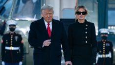 Melania Trump anuncia criação de escritório pessoal