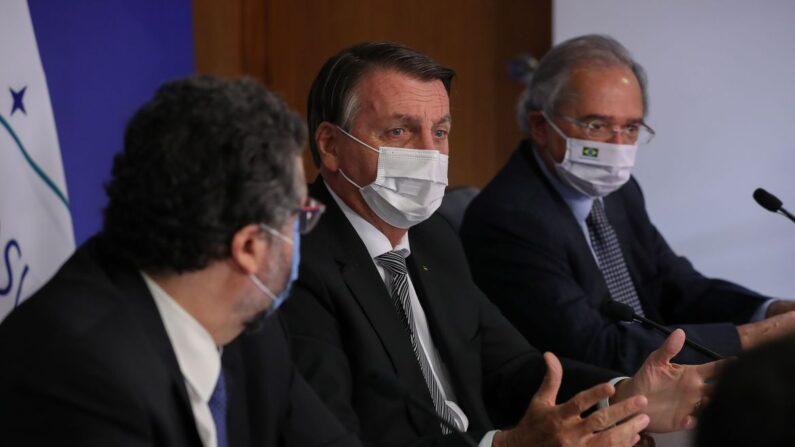 Nos 30 anos do Mercosul, Bolsonaro defende a modernização do bloco