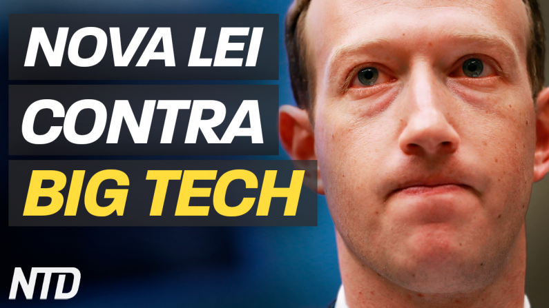 Nova lei contra Big Tech