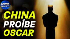 China proíbe transmissão nacional do Oscar
