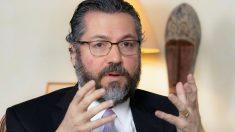 Ernesto Araújo se reúne com Benjamin Netanyahu em Israel