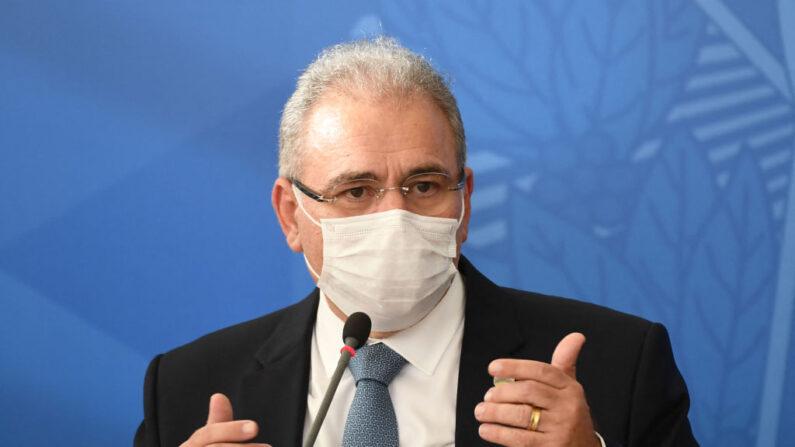 Quem quer o lockdown? Ninguém quer, declara novo ministro da Saúde