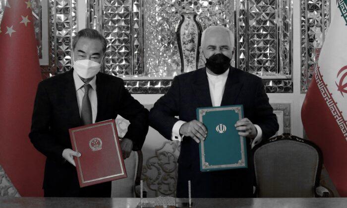 Contra EUA, China assina acordo econômico e de segurança com o Irã