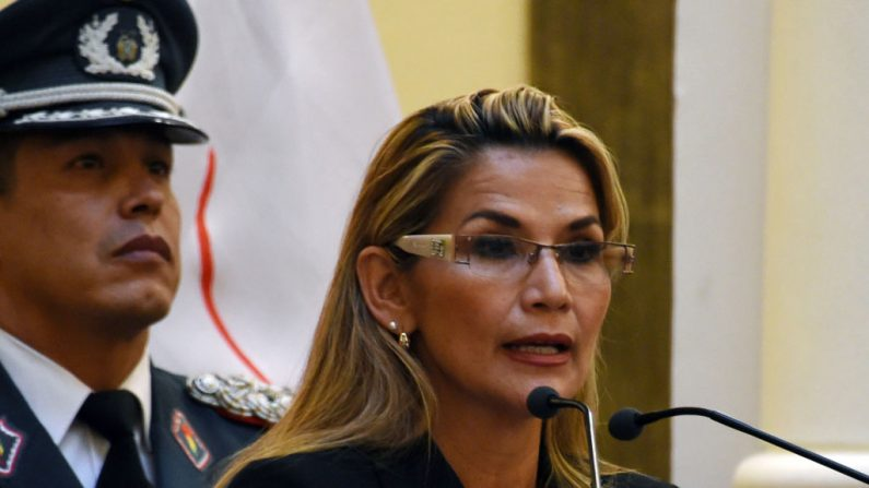 EUA exorta Bolívia a defender direitos civis após a prisão da ex-presidente interina Añez
