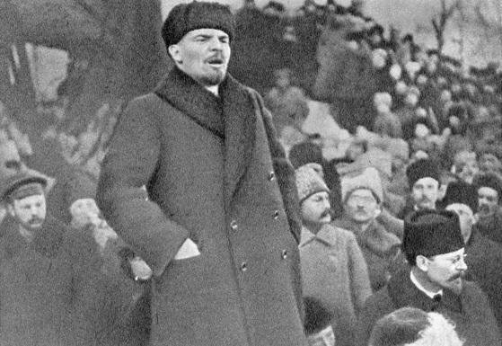 Como os bolcheviques de Lenin trouxeram o comunismo para a Rússia