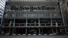 Firma obscura usa o New York Times para espalhar desinformação sobre o Epoch Times